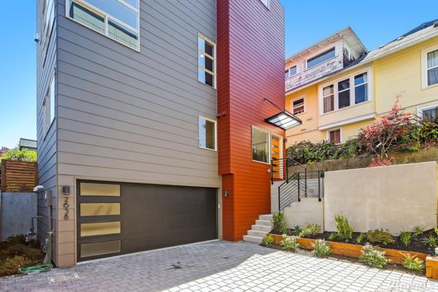 2638 1st Ave N, Seattle, WA 98109 (#1338744) :: The DiBello Real Estate Group