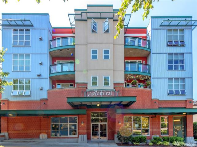 2331 42nd Ave SW #205, Seattle, WA 98116 (#1342394) :: The DiBello Real Estate Group