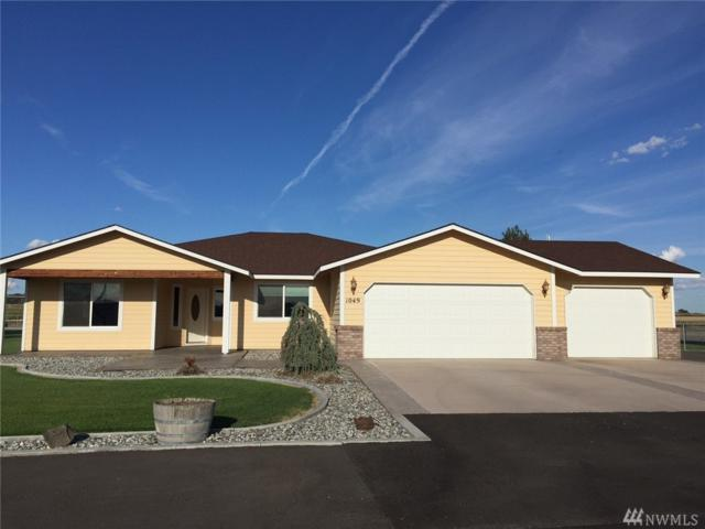 1049 S Harley Lane, Othello, WA 99344 (#1359630) :: Homes on the Sound