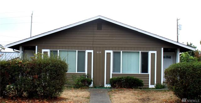 1018 E 35th St A & B, Tacoma, WA 98404 (#1361500) :: Homes on the Sound