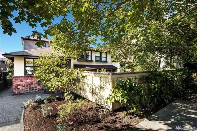 2315-A Franklin Ave E, Seattle, WA 98102 (#1362581) :: Icon Real Estate Group