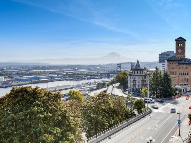 525 Broadway #406, Tacoma, WA 98402 (#1362999) :: Icon Real Estate Group