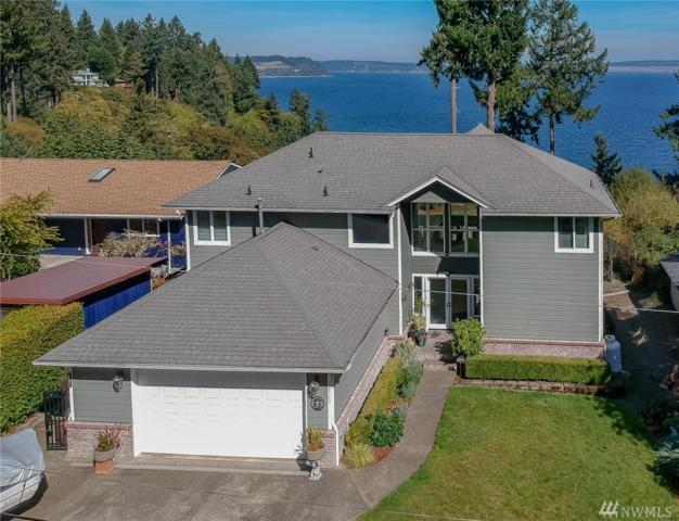 10703 Seaview Dr, Anderson Island, WA 98303 (#1363715) :: Mike & Sandi Nelson Real Estate