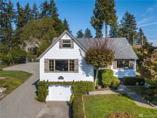 437 Farallone Ave, Fircrest, WA 98466 (#1363996) :: Commencement Bay Brokers