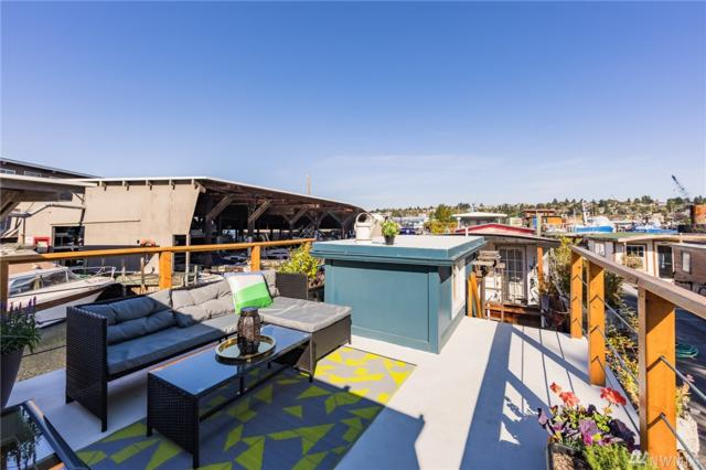 1080 W Ewing Place A6, Seattle, WA 98119 (#1369381) :: Homes on the Sound