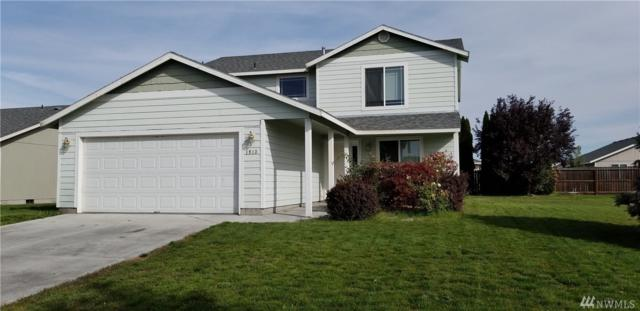 1913 S Stirling Ave, Moses Lake, WA 98837 (#1371192) :: Kwasi Bowie and Associates