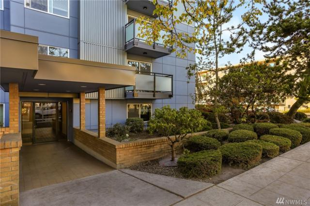5601 California Ave SW #306, Seattle, WA 98136 (#1371462) :: Kwasi Bowie and Associates