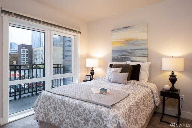 699 John St #417, Seattle, WA 98109 (#1379023) :: Real Estate Solutions Group