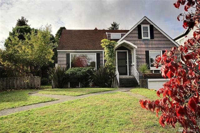 4731 50th Ave SW, Seattle, WA 98116 (#1380522) :: Icon Real Estate Group