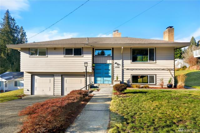 23910 Brier Rd, Brier, WA 98036 (#1390203) :: Homes on the Sound