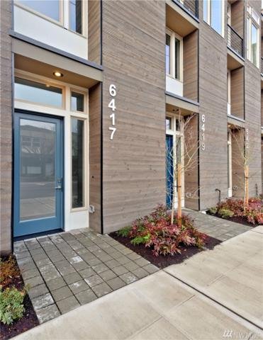 6419 Phinney Ave N, Seattle, WA 98103 (#1392328) :: Real Estate Solutions Group