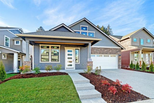 711 Bailey Ave, Snohomish, WA 98290 (#1399329) :: Homes on the Sound