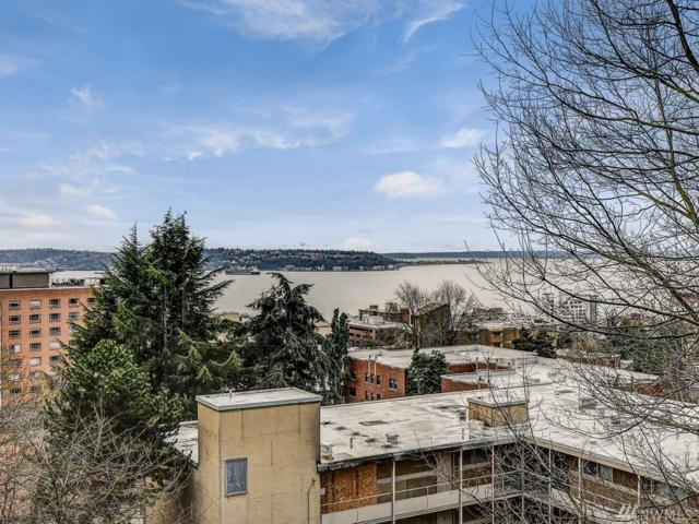 1001 Queen Anne Ave N #405, Seattle, WA 98109 (#1400528) :: Alchemy Real Estate