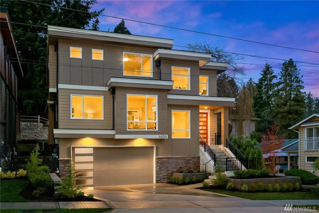 1035 4th St, Kirkland, WA 98033 (#1400578) :: Real Estate Solutions Group