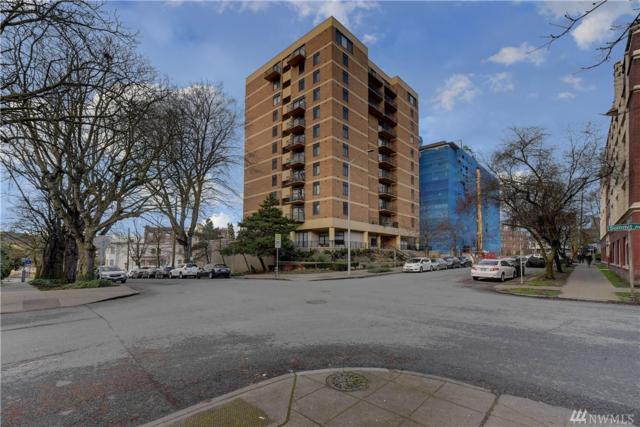 1300 University St 5C, Seattle, WA 98101 (#1401518) :: Homes on the Sound