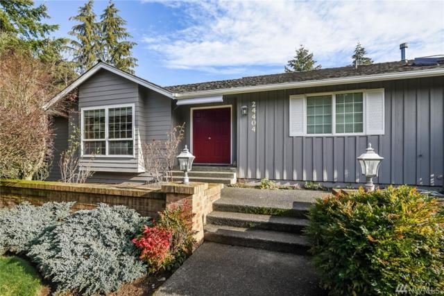 24404 133rd Ave SE, Kent, WA 98042 (#1407054) :: Homes on the Sound