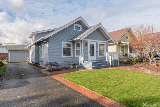 207 N Oak St, Centralia, WA 98531 (#1412131) :: NW Home Experts