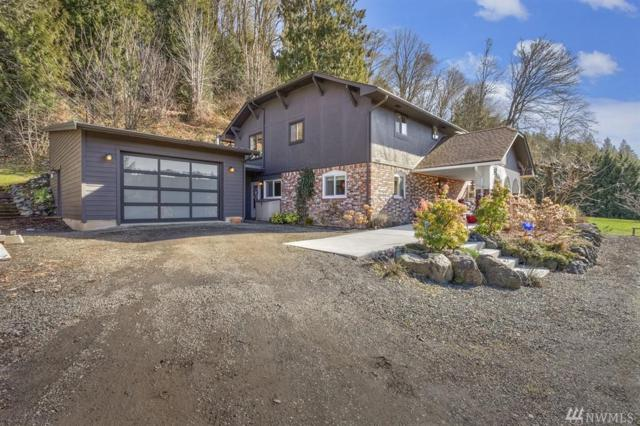 24884 Big Valley Rd NE, Poulsbo, WA 98370 (#1420245) :: Homes on the Sound