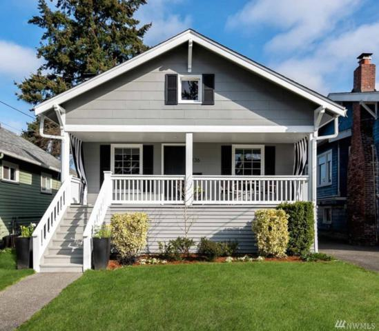 136 NW 77th, Seattle, WA 98117 (#1427309) :: Real Estate Solutions Group
