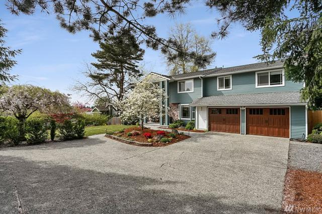 9052 NE 33rd St, Yarrow Point, WA 98004 (#1430085) :: Real Estate Solutions Group
