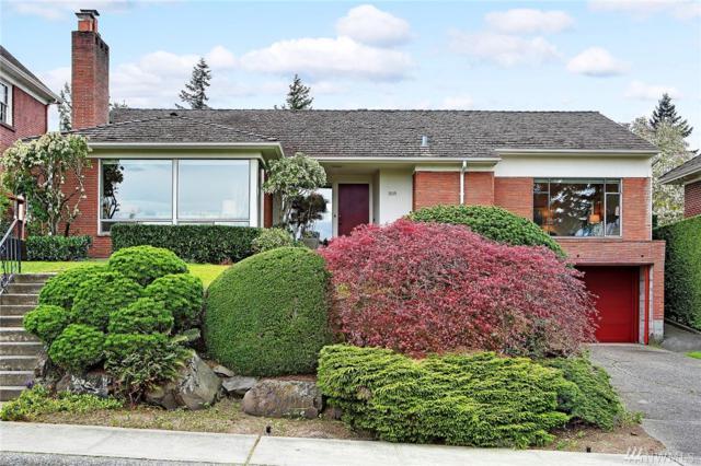 1515 Shenandoah Dr E, Seattle, WA 98112 (#1433403) :: KW North Seattle