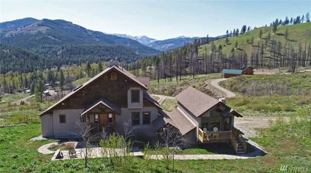14 Woods Canyon Rd, Twisp, WA 98856 (MLS #1441469) :: Nick McLean Real Estate Group
