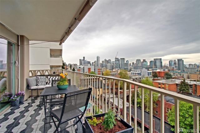 525 Belmont Ave E 6A, Seattle, WA 98102 (#1441578) :: Real Estate Solutions Group