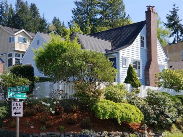 4427 SW Brace Point Dr, Seattle, WA 98136 (#1444551) :: McAuley Homes