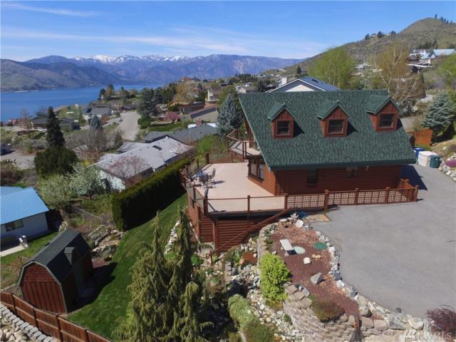 114 Stormy Mountain Way,, Chelan, WA 98816 (MLS #1444890) :: Nick McLean Real Estate Group