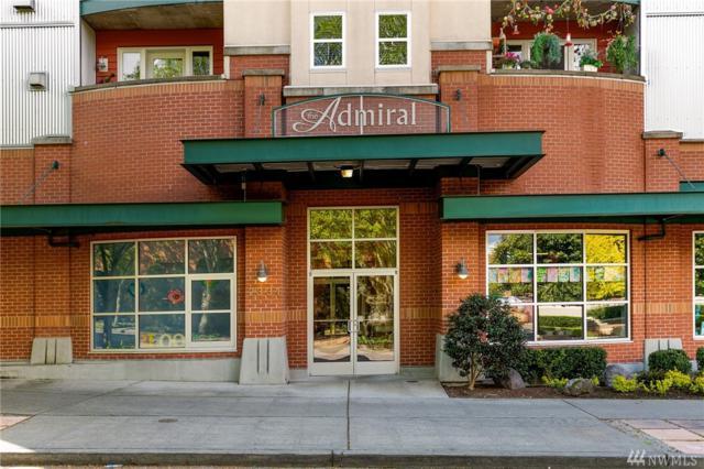 2331 42nd Ave SW #319, Seattle, WA 98116 (#1445471) :: McAuley Homes