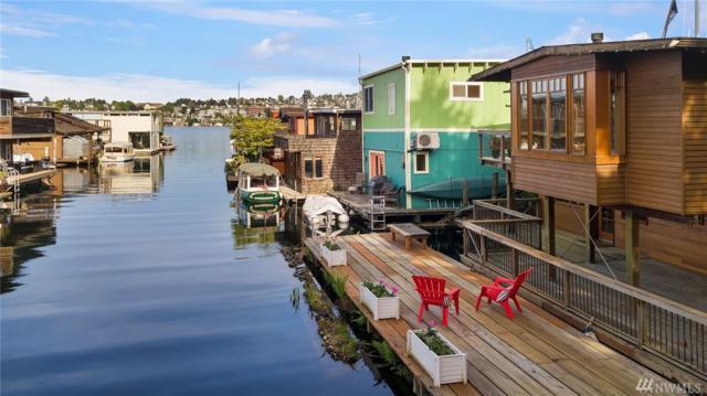 2460 Westlake Ave N A, Seattle, WA 98109 (#1451448) :: Kimberly Gartland Group