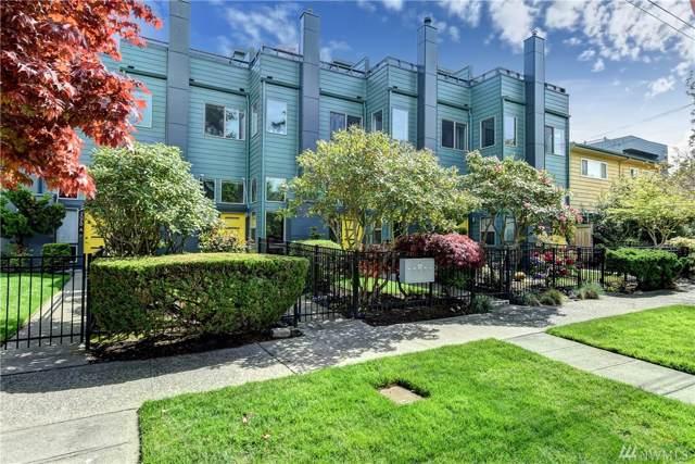 3020 64th Ave SW B, Seattle, WA 98116 (#1452444) :: McAuley Homes