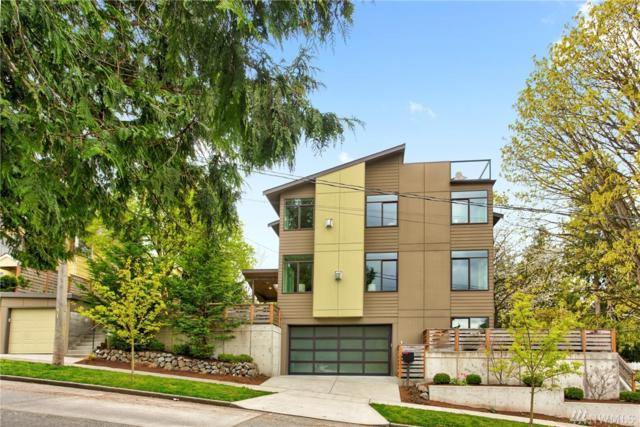 725 N 63rd St, Seattle, WA 98103 (#1453107) :: Real Estate Solutions Group