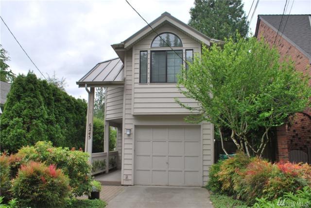 6245 32nd Ave NE, Seattle, WA 98115 (#1459277) :: Record Real Estate