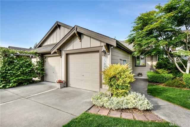 23884 NE 112th Cir #2, Redmond, WA 98053 (#1463689) :: Platinum Real Estate Partners