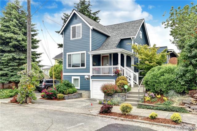 2760 S Main St, Seattle, WA 98144 (#1464108) :: Kwasi Homes