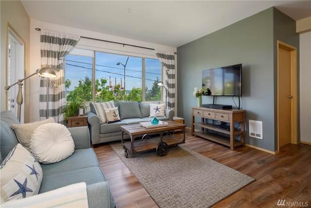 3213 Harbor Ave SW #208, Seattle, WA 98126 (#1469476) :: McAuley Homes