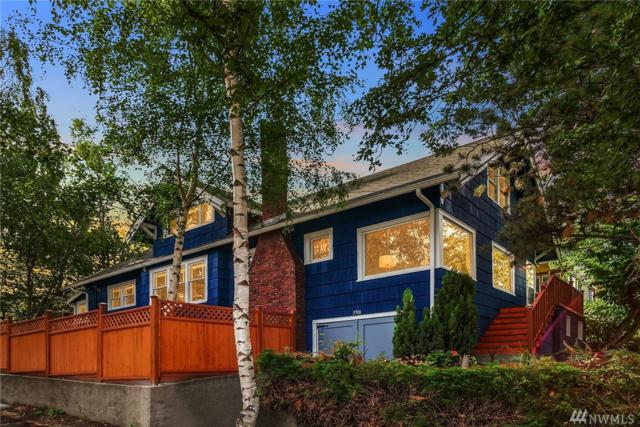3701 Corliss Ave N, Seattle, WA 98103 (#1473775) :: Record Real Estate