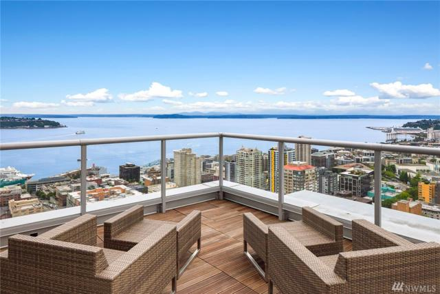 583 Battery St 410N, Seattle, WA 98121 (#1477216) :: Real Estate Solutions Group