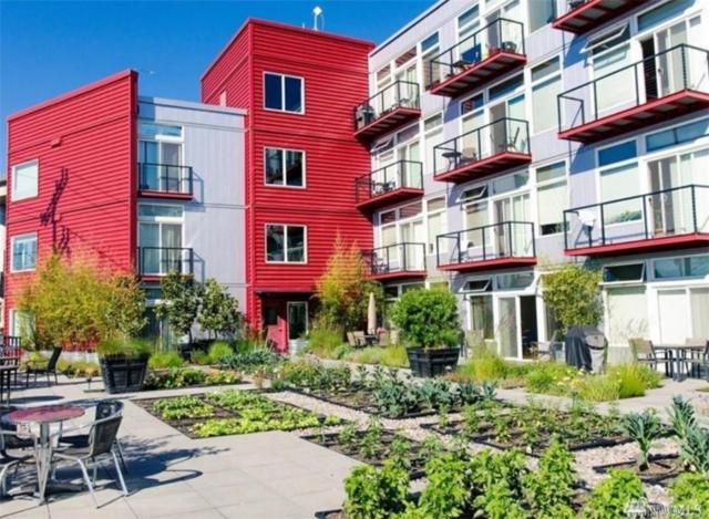 2960 Eastlake Ave E #107, Seattle, WA 98102 (#1478531) :: Real Estate Solutions Group