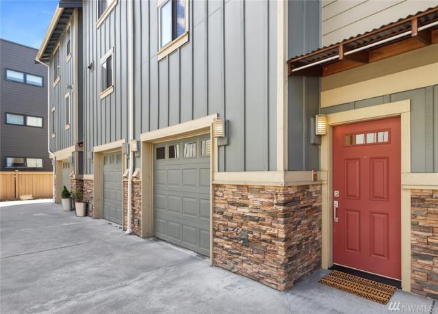 3821 California Ave SW B, Seattle, WA 98116 (#1480576) :: Kimberly Gartland Group