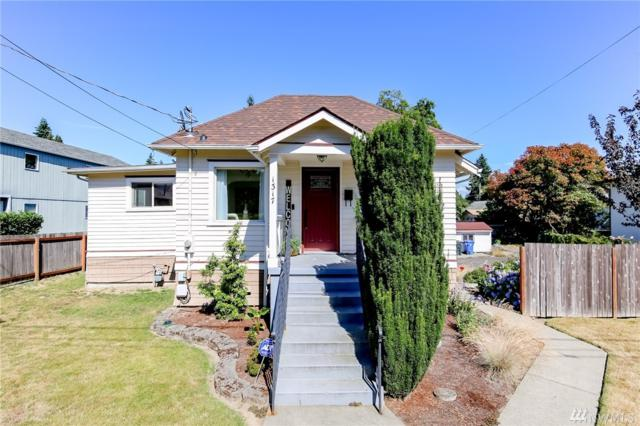 1317 S Proctor St, Tacoma, WA 98405 (#1488679) :: Platinum Real Estate Partners