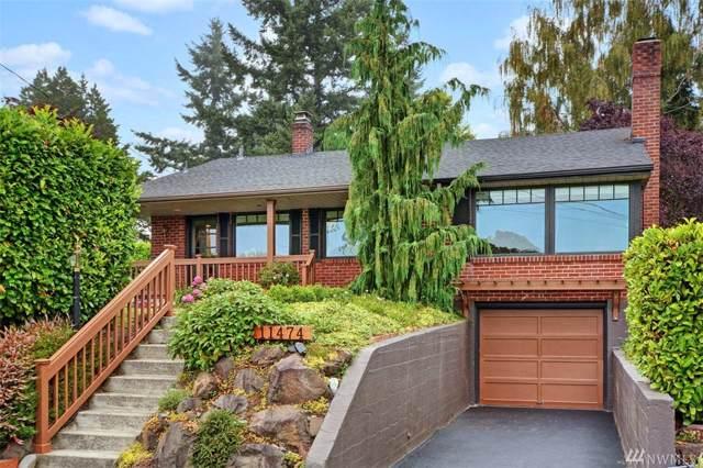 11474 Marine View Dr SW, Seattle, WA 98146 (#1492737) :: McAuley Homes