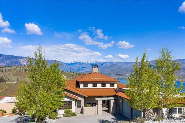 99 Sabio Wy, Chelan, WA 98816 (#1493542) :: Ben Kinney Real Estate Team