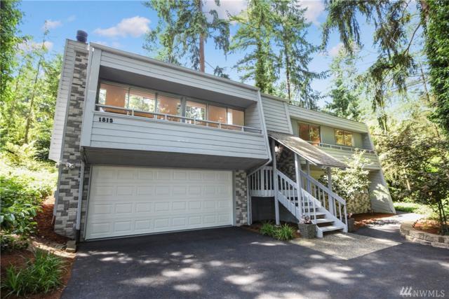 1815 107th Ave SE, Bellevue, WA 98004 (#1494307) :: Keller Williams Western Realty