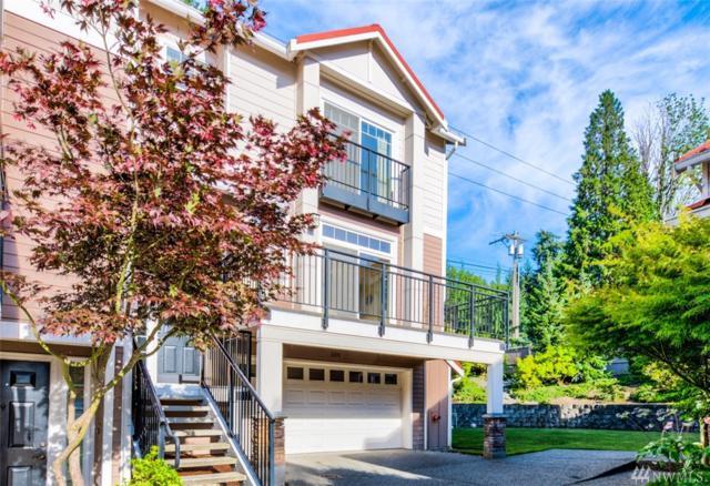 12721 SE 41st Place #109, Bellevue, WA 98006 (#1495415) :: Ben Kinney Real Estate Team