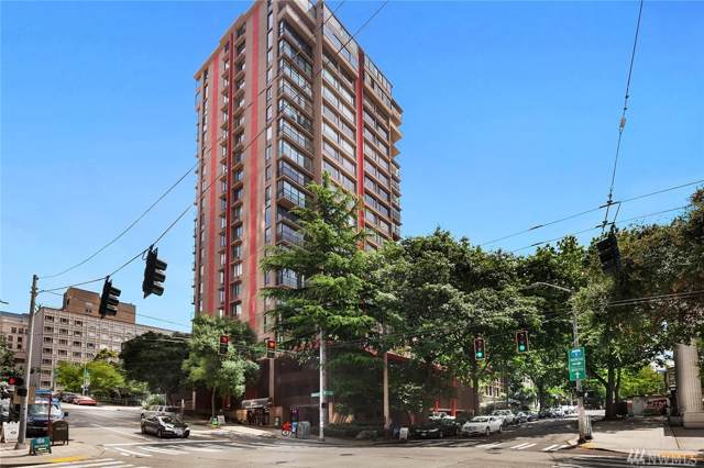 1120 8th Ave #1504, Seattle, WA 98101 (#1497082) :: Real Estate Solutions Group