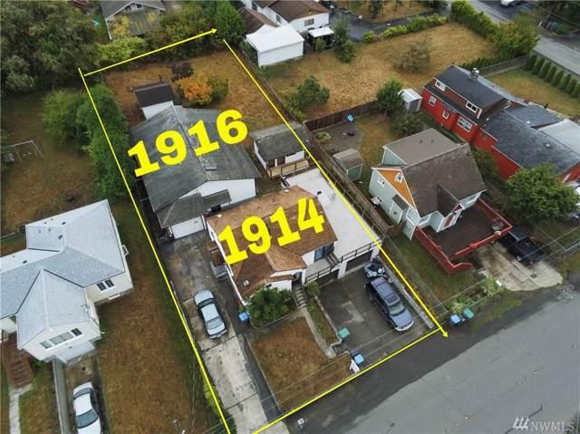 1916-& 1914 Snyder Ave, Bremerton, WA 98312 (#1513582) :: Engel & Völkers Federal Way