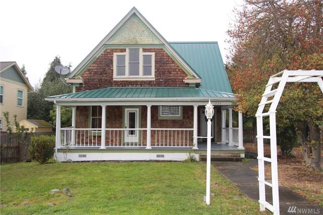 1226 Tremont St, Port Townsend, WA 98368 (#1514657) :: Ben Kinney Real Estate Team