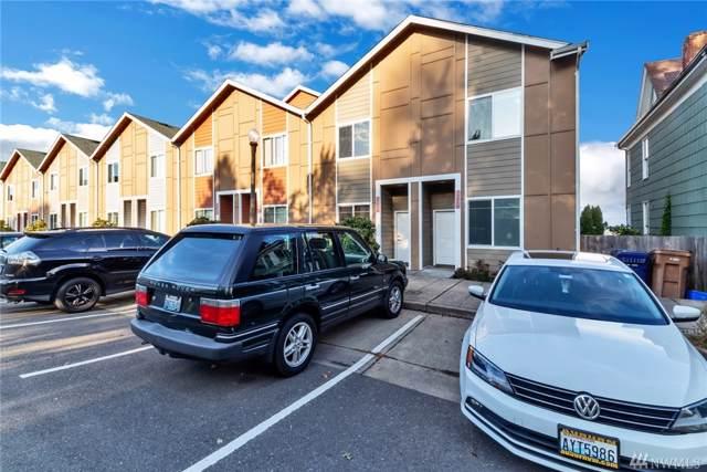 2301 S 'G' St N, Tacoma, WA 98405 (#1515129) :: Ben Kinney Real Estate Team